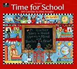 Legacy Publishing Group 2017 Wall Calendar, Time for School