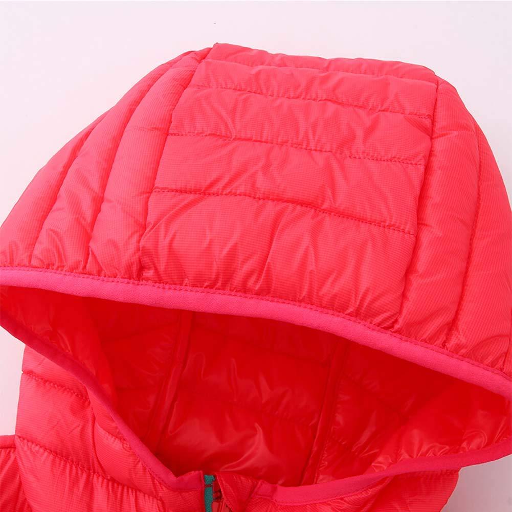 down jacket Chaqueta Ultraligera De Invierno para Mujer Abrigo Caliente A Prueba De Viento Ropa Exterior Al Aire Libre Rojo/Azul Verde XS S M L XL: ...