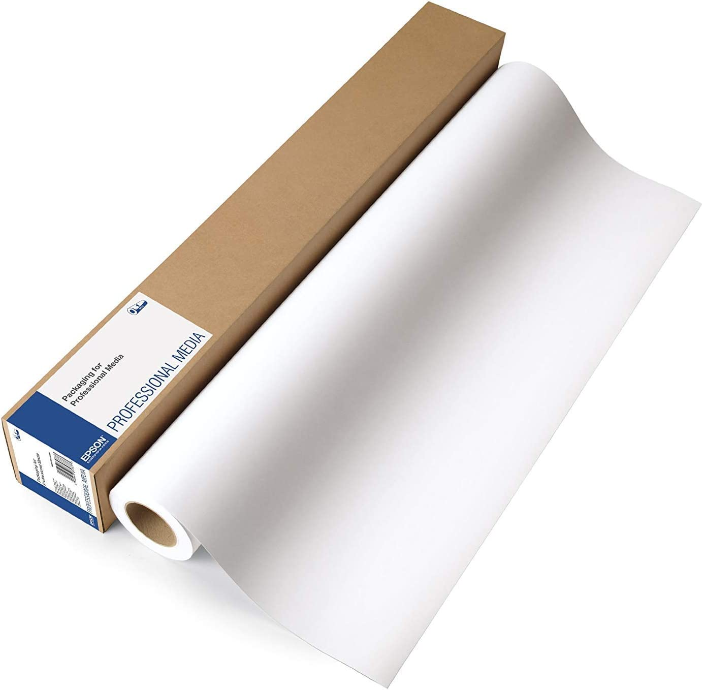 Epson C13S450063 8-Inch Surelab Pro-S Luster Media Paper Roll Pack of 2