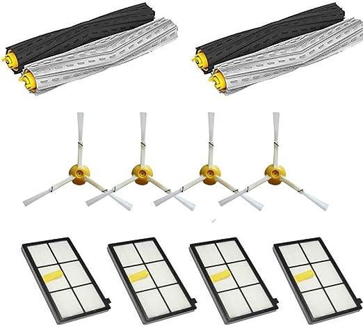 Vakuum Filter Bürsten Ersatzteile Für IRobot Roomba 800 900 880 890 960 980