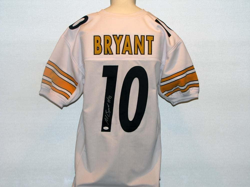 Martavis Bryant Autographed Signed Steelers White Jersey at ...