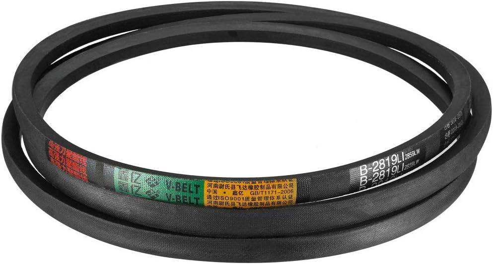 D/&D PowerDrive 315517781 CASE IH Replacement Belt 110 Length 1 Band Rubber