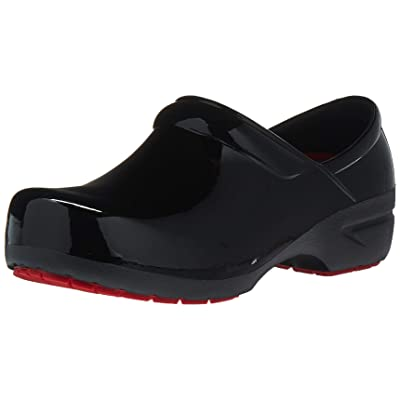 Amazon.com | Anywear Women's Srangel Health Care and Food Service Shoe | Mules & Clogs