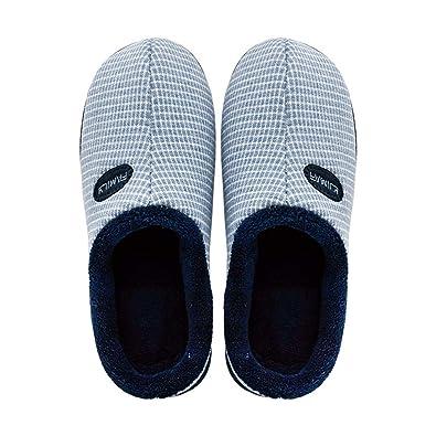 new product 4abff ac32e Amazon.com | NOMIMAS Women Cotton Slippers Winter Warm ...