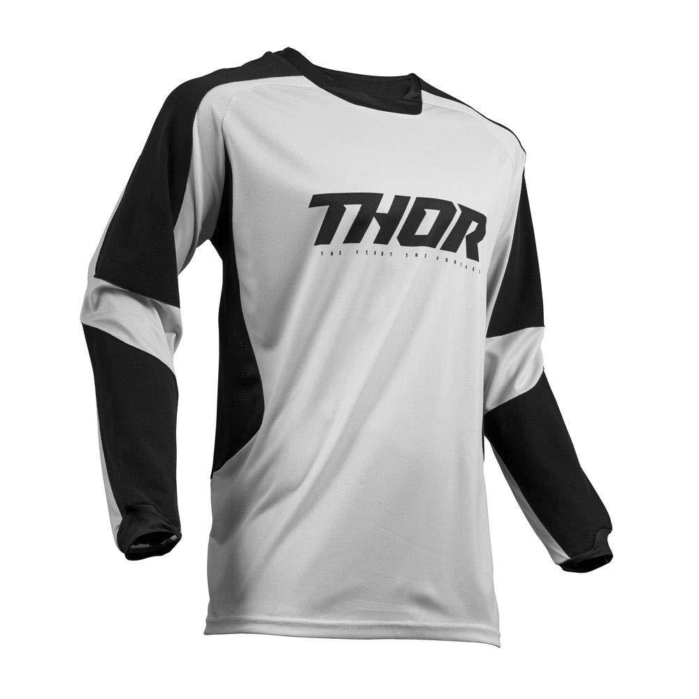 Thor Terrain Motocross Jersey 2019 hell grau