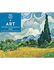 Art: 365 Days of Masterpieces 2022 Day-to-Day Calendar