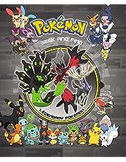 Pokémon Seek and Find: Legendary Pokémon
