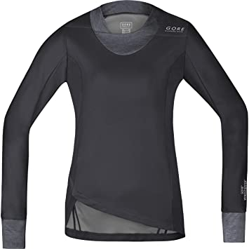 Gore Running Wear Sunlight Windstopper Soft Shell - Camiseta Manga Larga para Mujer: Amazon.es: Zapatos y complementos