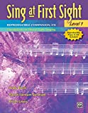 Sing at First Sight Reproducible Companion, Bk 1: Foundations in Choral Sight-Singing, Book and CD