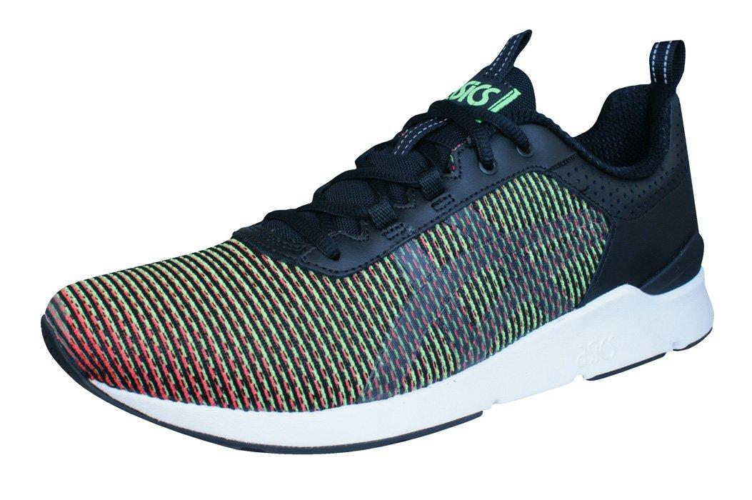 Asics Gel-Lyte Runner, Zapatillas de Running Unisex Adulto 46 EU Verde (Gecko Green/Guava)