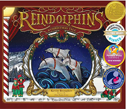 Reindolphins: A Christmas Tale (Traditions Family New Christmas)