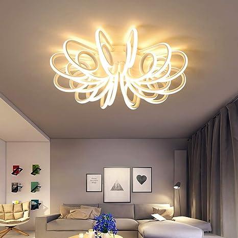 JY@# Foco de techo - Lámparas Led Luz de techo de metal de ...