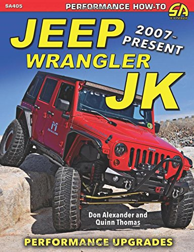 (Jeep Wrangler JK 2007 - Present: Performance Upgrades (Performance How-to) )