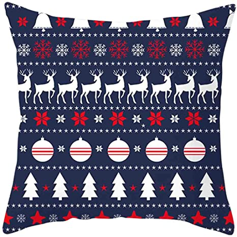 Lookhy 2020 Merry Christmas - Funda de Almohada Personalizable ...