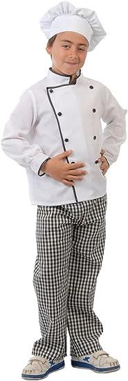 Alco Disfraz Infantil 10-12 años COCINERO: Amazon.es: Juguetes y ...