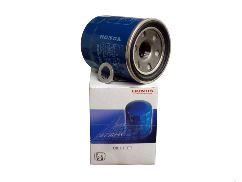15400-rba-f01 Genuine Honda oil filter /& coppa washer-suitable per modelli benzina
