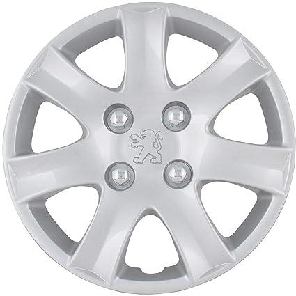 PSA - Embellecedor de Rueda Peugeot 14 Pulgadas SPA 206+ ...