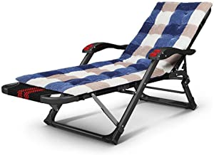 QQXX Sunloungers Recliner Daybed Reclining Luxury Adjustable Sun Bed Lounger Chair Garden Outdoor Furniture (Color : T3)