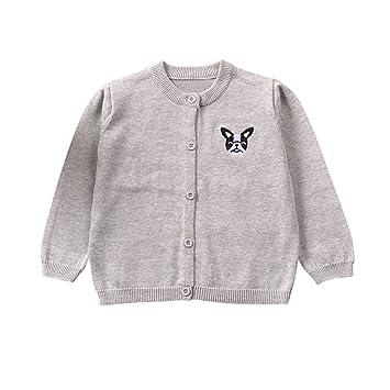 Feixiang Ropa para bebés niños otoño e invierno infantil recién ...