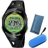 [カシオ]CASIO 腕時計 PHYS LAP MEMORY 60 国内メーカー1年保証つき  STR-300J-1AJF