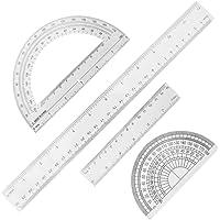 SourceTon - Juego de 4 reglas de medición