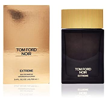 003e6c125 Amazon.com : Tom Ford Noir Extreme Men Eau De Parfum Spray, 3.4 Ounce :  Beauty