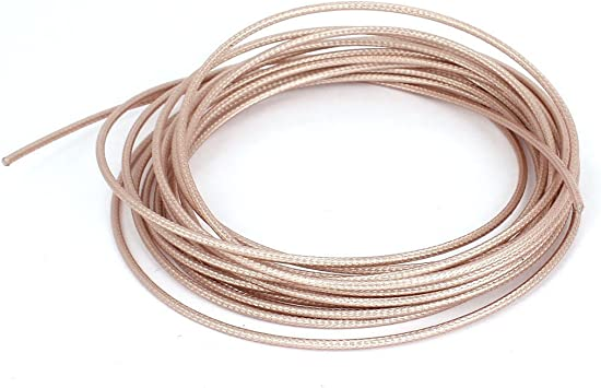 Plomo coaxial - TOOGOO(R) RG316 Plomo Cable coaxial Baja perdida ...
