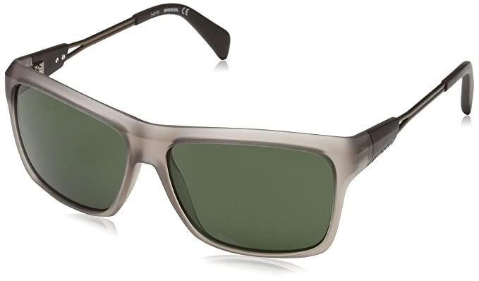 Diesel Sonnenbrille DL0091 5849N Gafas de Sol, (Transparent ...