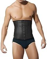 FeelinGirl Herren Bauchgürtel Schlanke Tailemieder Abnehmen Body Shaper Unterwäsche Top