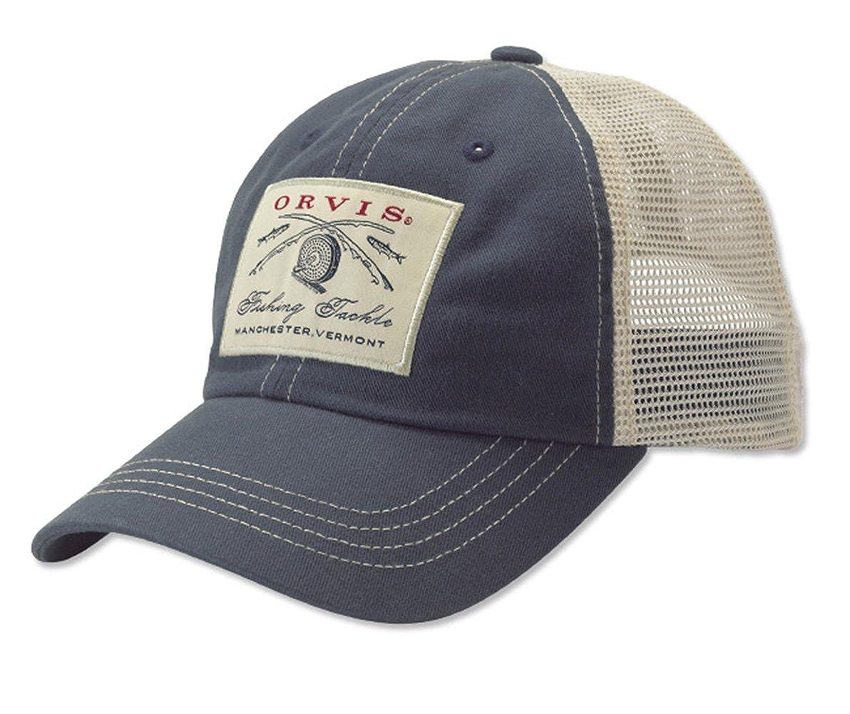 Orvis vintage trucker cap navy khaki clothing jpg 1192x1001 Orvis hats sale ff0a4e650f67