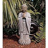 Design Toscano The Bodh Gaya Buddha Asian Statue