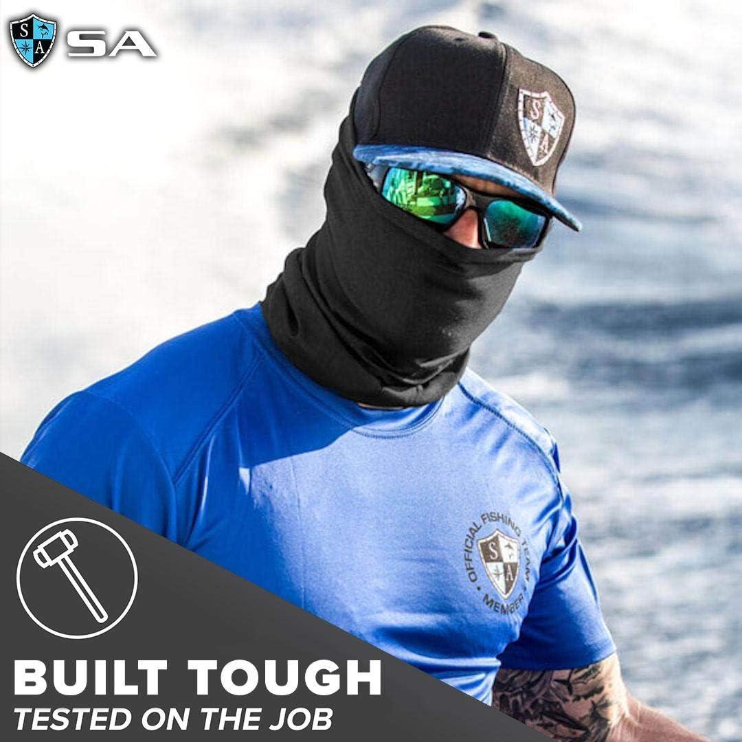 Yuanmeiju Gacha Life Pa/ñuelo Polaina del cuello Shield Face Scarf Pa/ñuelos Scarf Windproof for Men /& Women