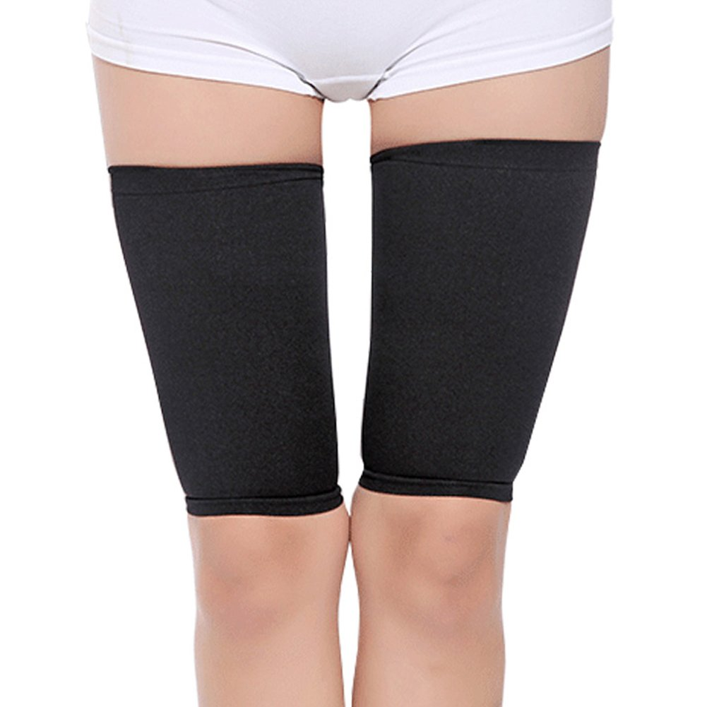 MEJORMEN Thigh Compression Sleeve for Womens Thigh Supports and Slimming Great for Sports, Recovery and Fitness