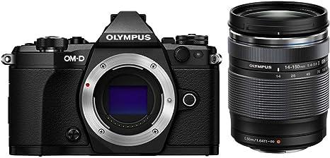 Olympus E-M5 MarkII - Cámara EVIL de 16.1 Mp, Pantalla táctil 3 ...