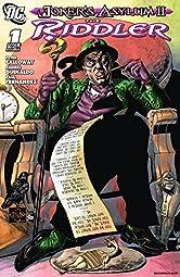Joker's Asylum II: The Riddler (2010-) #1