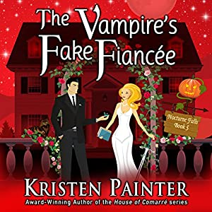 The Vampire's Fake Fiancée Hörbuch