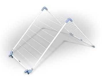 Gimi alablock wäschetrockner für die badewanne aus stahl m