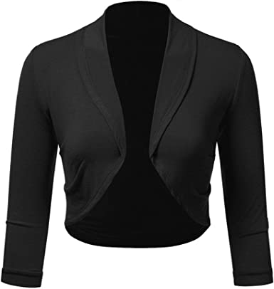 CrazyBegin Womens Suit Blazer Solid Color Lapel Bussiness Jacket Long Sleeve Pocket Shrugs Bolero Cardigan Green 3XL