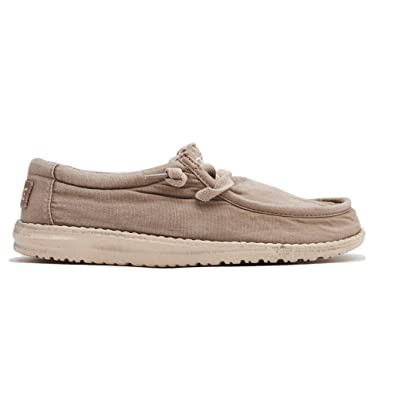 Hey Chaussures Dude Wally Chaussures Classiques - Marron pas cher ebay u5sJ9i8