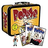 Popeye the Sailor Collectable Tin with Handle