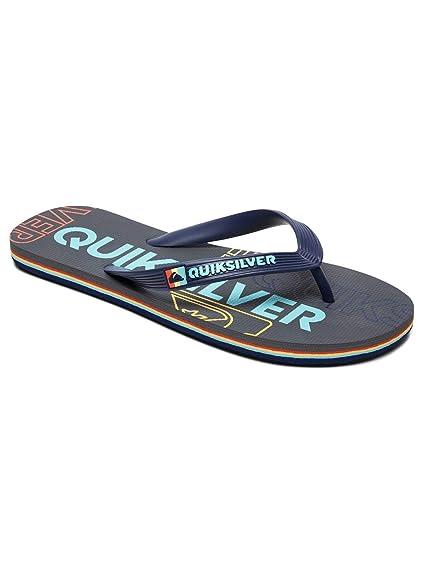 376b5bfe415 Quiksilver Molokai Nitro - Tongs pour Homme AQYL100787  Quiksilver   Amazon.fr  Chaussures et Sacs