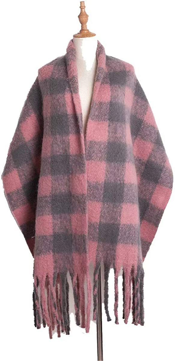 Women's Tartan Winter Plaid...