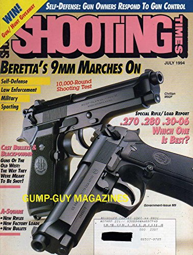 Shooting Times July 1991 Magazine EXCLUSIVE INSIDE LOOK: LEVER ACTIONS, AMERICA'S CHOICE FOR 140 YEARS