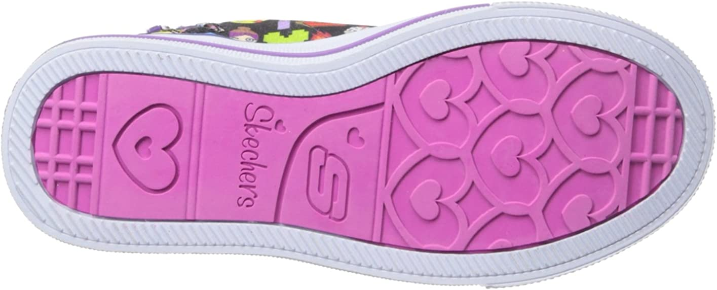 Skechers Baskets Magic Madness Twinkle Toes pour Petites