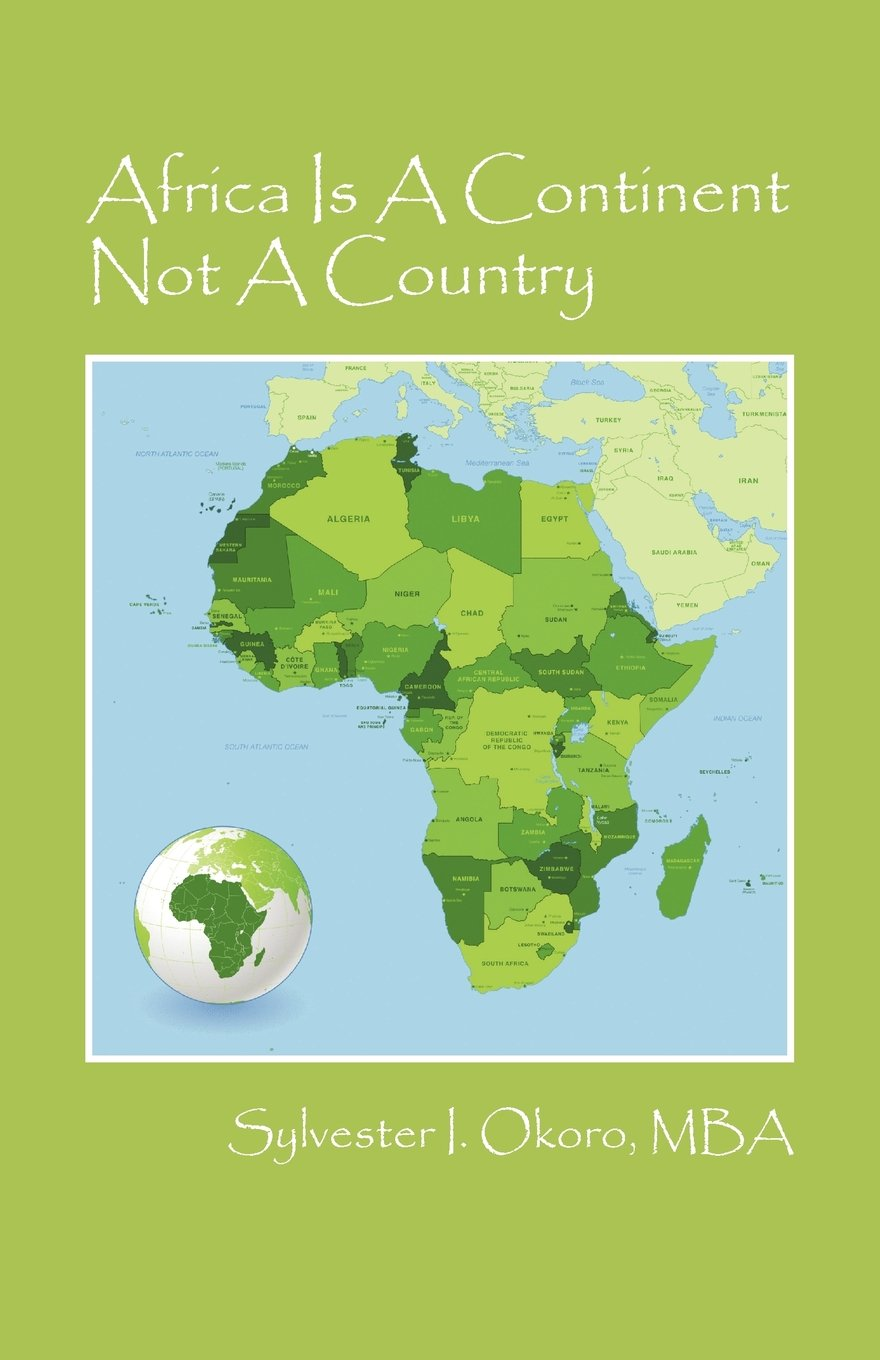 Africa Is A Continent Not A Country PDF
