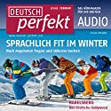 Deutsch perfekt Audio - Im Winter. 2/2012 Hörbuch von  div. Gesprochen von:  div.