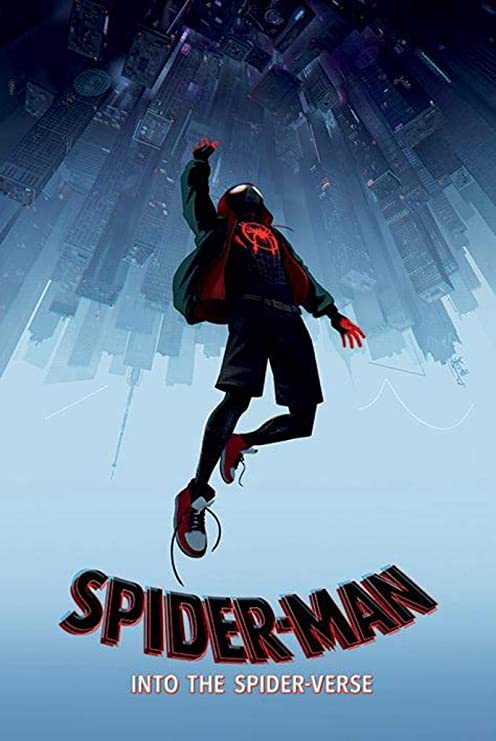 Marvel Comics Polo Spiderman Maxi póster Man Into The Spider-Verse ...