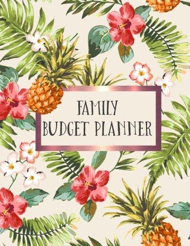 Family Budget Planner: Personal Budget Log Book pdf epub