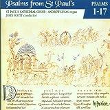 Psalms From St Paul: Psalms 1-17