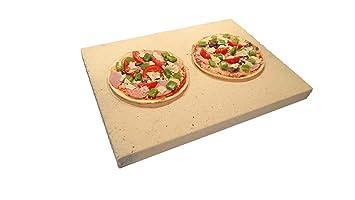 Rösle Gasgrill Pizzastein : Pizzastein rechteckig für backofen & grill 40 x 30 x 3cm aus